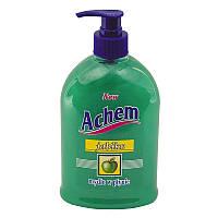 Achem антибактериальное жидкое мыло с дозатором Яблоко 500мл