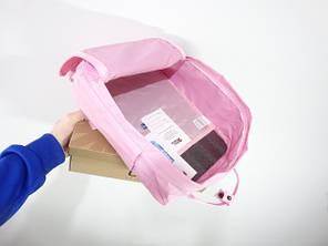 Рюкзак Fjallraven Kanken classic розовый, фото 2