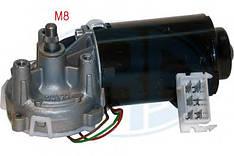 Трапеция стеклоочистителя с моторчиком (7984515) 4838254 ORK  IVECO
