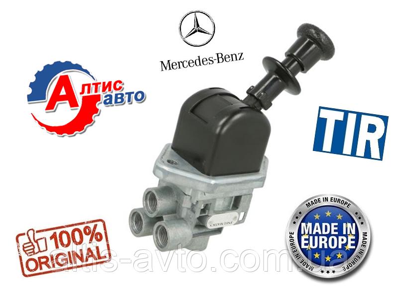 Кран ручного гальма Mercedes Actos, Atego, Axor вантажний ручника 814-817