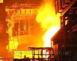 В январе украинские металлурги снизили выплавку стали