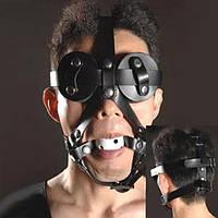 БДСМ маски и шлем-маски для садо мазо игр.