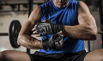 Перчатки для фитнеса HARBINGER H1310, фото 3