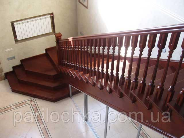 Деревянные лестницы - Облицовка Лестниц Деревом
