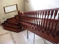 Деревянные лестницы - Облицовка Лестниц Деревом, фото 1