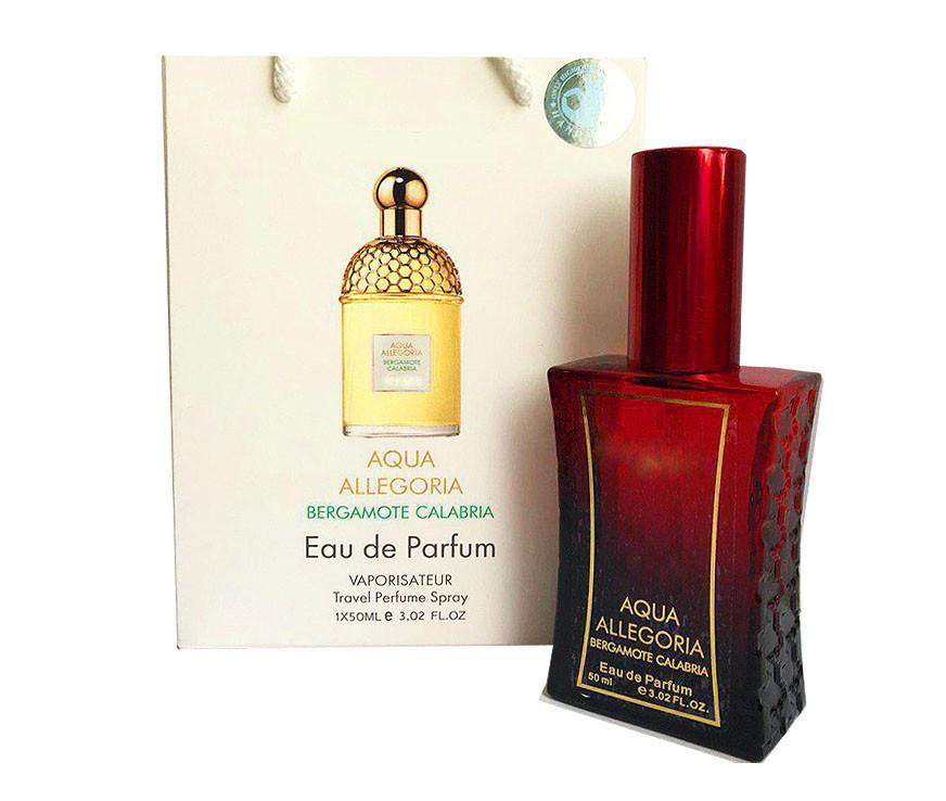 Мини парфюм Aqua Allegoria Bergamote Calabria  50ml