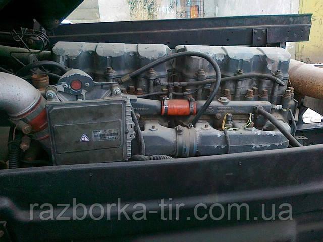 Двигатель Renault Magnum
