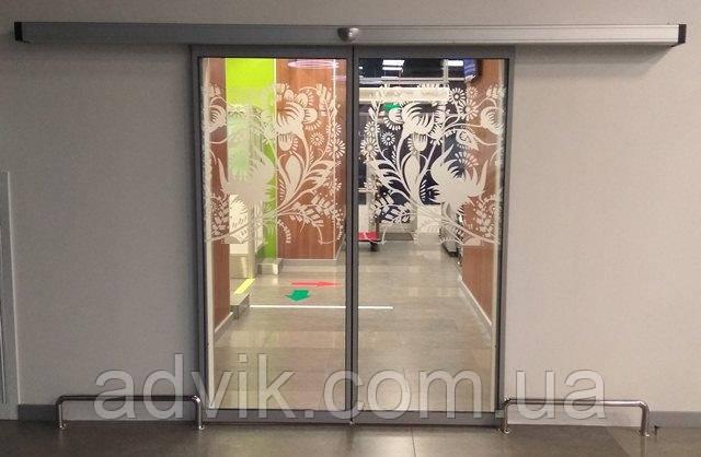 Автоматические раздвижные двери KBB KS3000 (КНР)*