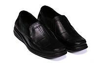 Мужские кожаные туфли  Leon Clasic shoes