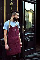 Фартук для бариста | бармена | барбера | модель Фризер, фото 1