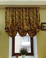 Австрийская штора. Мастер-класс по индивидуальному пошиву