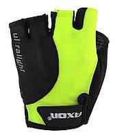 Велорукавиці Axon 190 L Neon-Yellow (hub_Yqjp90681)