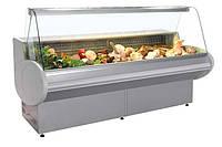 Витрина холодильная Гастр. 1,2м ES System 6140001