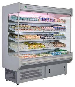 Горка холодильная 1,2м RCS Scorpion-1,2 ES System 6140010