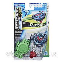 Beyblade Burst Turbo Slingshock Valyryek V4  Бейблейд Волтраек В4 Hasbro