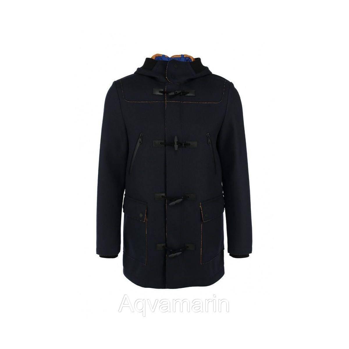 Пальто Geox M5415D DK NAVY LT CARROT 58 Синий (M5415DDNVLC) - Aqvamarin в 1be1838252004