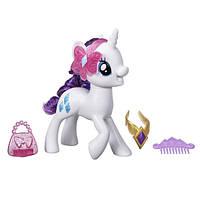 My Little Pony Говорящая пони Рарити Meet Rarity Pony Figure