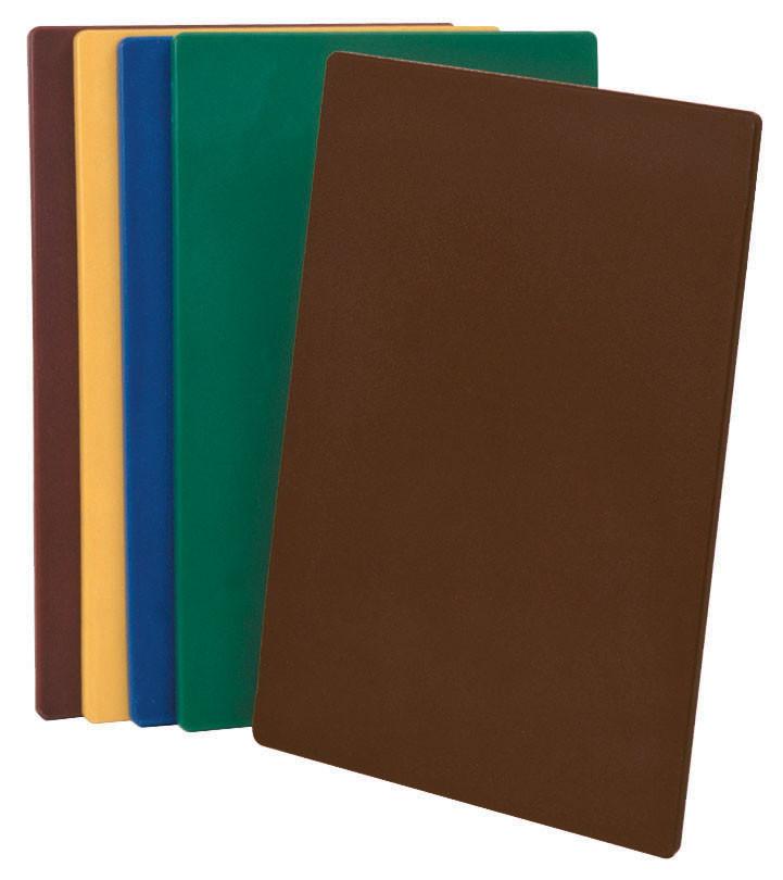 Доска для нарезки 375x500мм коричневая CBBN-1520 Johnson Rose Corp. 1270247