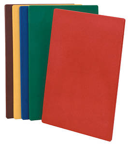 Доска для нарезки 375x500мм красная 4341 Johnson Rose Corp. 1270200