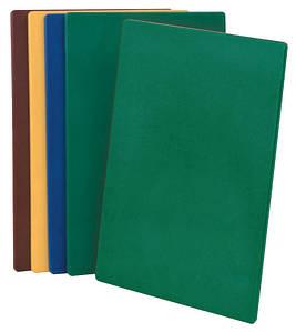 Доска для нарезки 375x500мм зеленая 4344/CBGR-1520 Johnson Rose Corp. 1270198