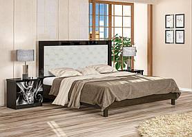 Ліжко двоспальне Єва (венге)