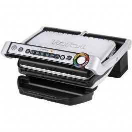 Електрогриль притискний Tefal GC712D34 OptiGrill+ (6 автоматичних програм)