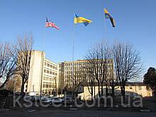 Флагштоки из нержавеющей стали 10-14 м