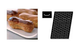 Форма силикон. для выпечки эклеры SF01090 Demarle 6040070