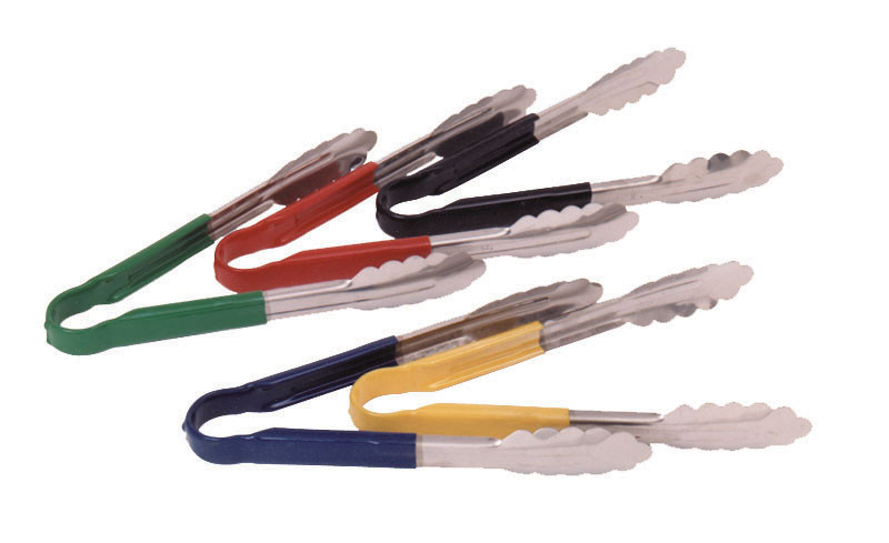 Щипцы для раздачи зеленая ручка 3386 Adcraft 1250046