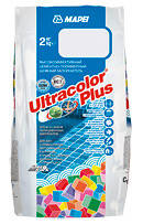 Затирка для швов Mapei Ultracolor Plus 2кг  №143