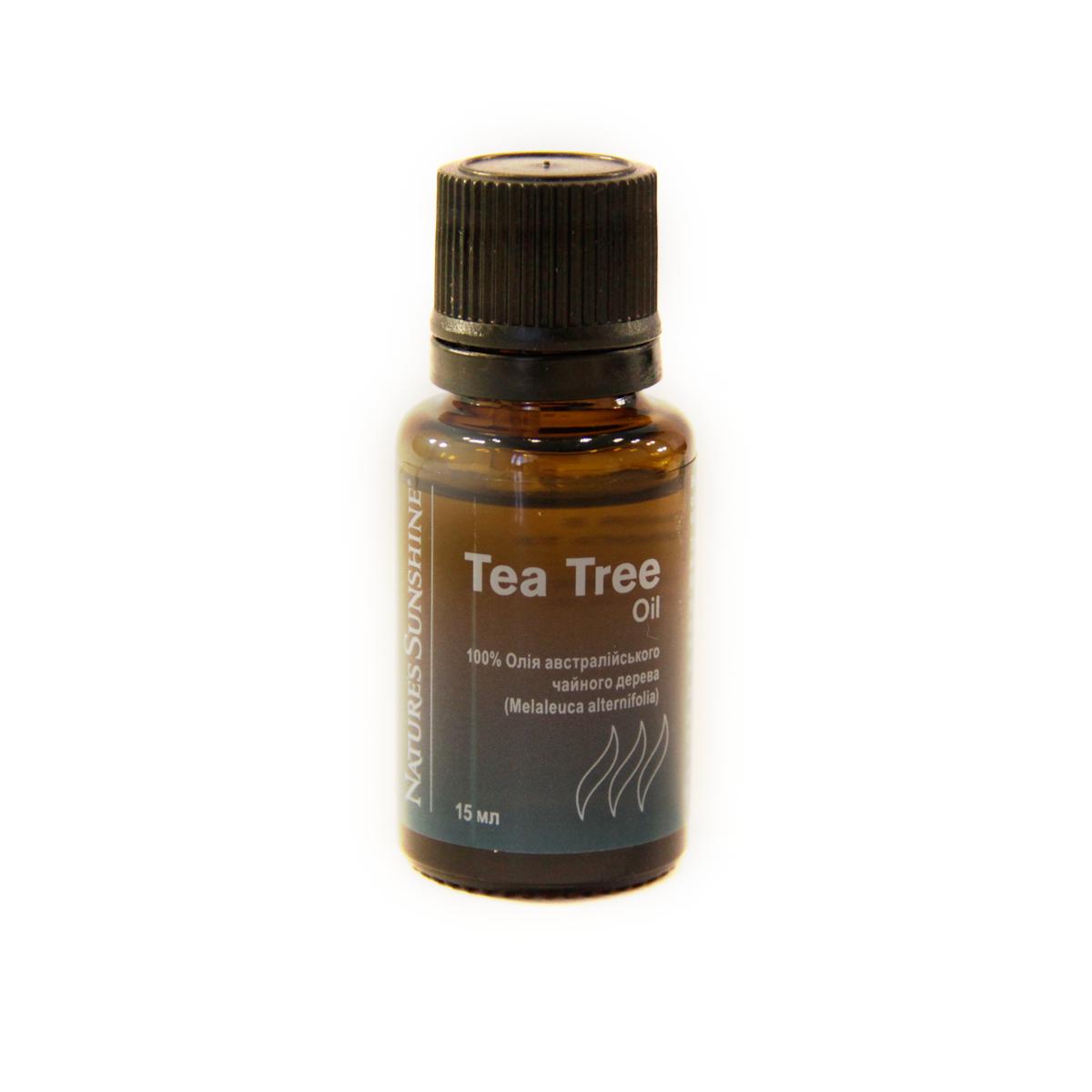 Маслo чайного дерева антибактериальное
