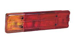 Ліхтар задній Mersedes-609 (4 секції) SERTPLAST (червоний)