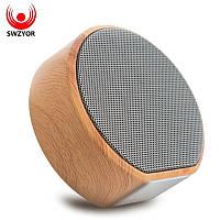 Компактная SWZYOR A60 портативная блютуз акустика,блютуз колонка радио, фото 1
