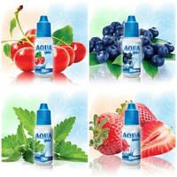 Жидкость Aqua для электронных сигарет