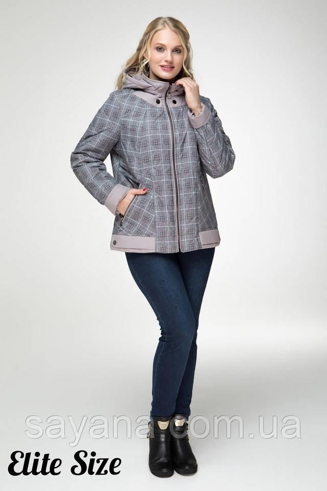 женская куртка полубатал оптом