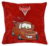Детская сувенирная подушка с вышивкой