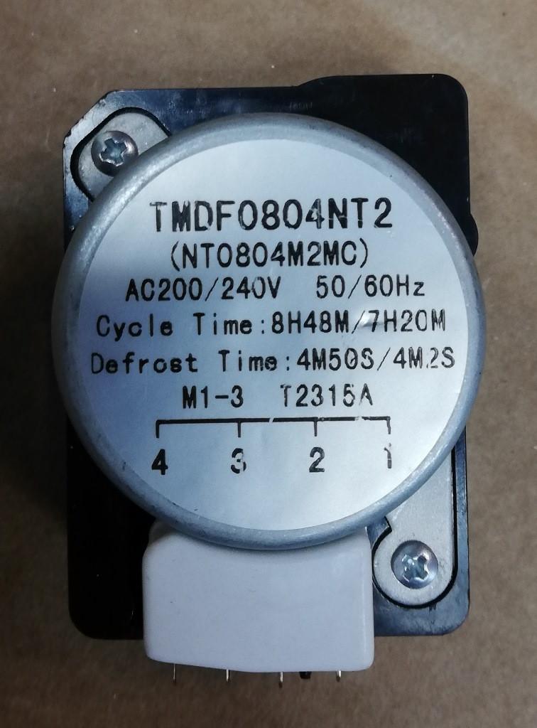 Таймер оттайки холодильника SHARP, PANASONIC - NT0804M2MC