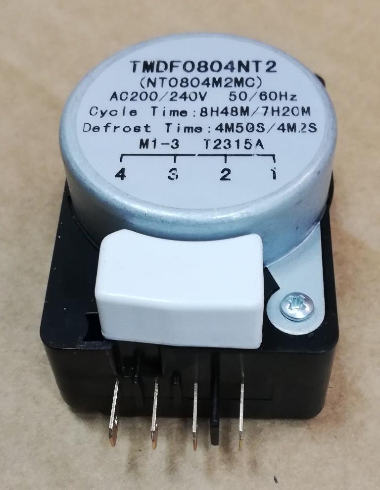 Таймер оттайки NT0804M2MC для холодильника Sharp, Panasonic
