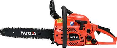 Цепная бензопила 1,7 л.с. YATO YT-84895