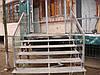 Лестница открытая из нержавеющей стали, фото 3