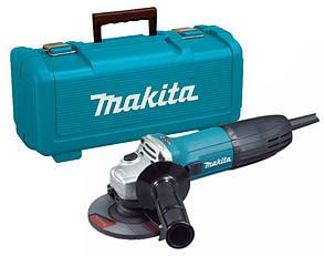 Угловая шлифмашина Makita GA5030 + кейс (824806-0)