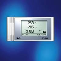 Регистратор данных, даталоггер ОПУС20 THIP, (Встроенные датчики:Температура, влажность, давление)