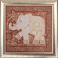 Набор для вышивки бисером ТМ Батерфляй Символ: Мудрость БФ 559