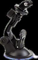 Автомобильная присоска + трипод-переходник SJ4000/GoPro.
