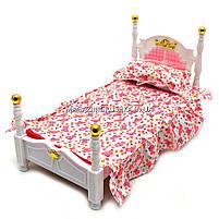 Детская игрушечная мебель Глория Gloria для кукол Барби Спальня 2319. Обустройте кукольный домик, фото 5