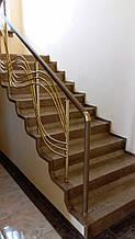 Лестница закрытая ступени дерево