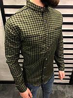 094d43c161f Рубашки хаки в категории рубашки мужские в Украине. Сравнить цены ...
