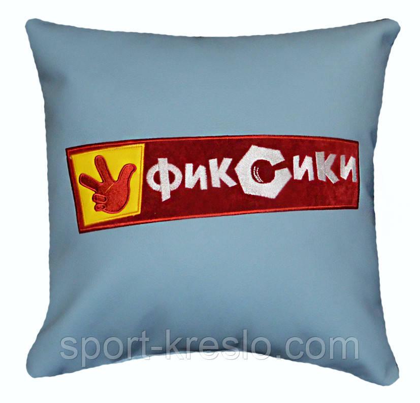 Сувенирная детская подушка фиксики