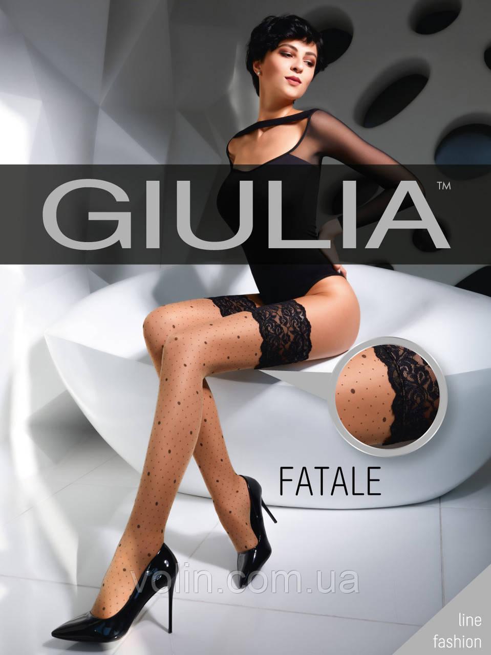 Чулки Giulia Fatale 20 model 2