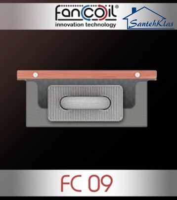 Внутрипольный конвектор Fancoil с природной конвекцией FC 09 , фото 2